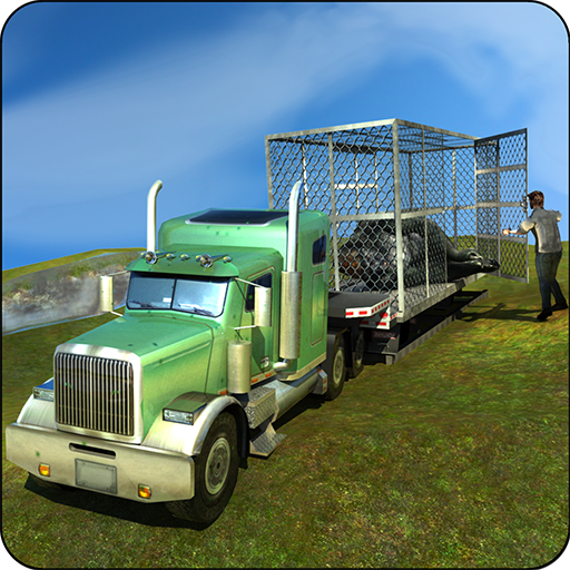 Animal Rescue Truck Transport