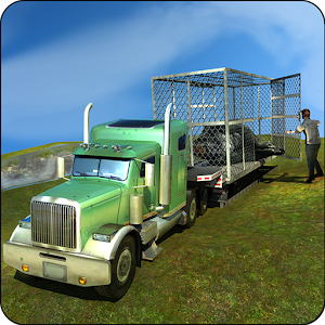 Animal Rescue Truck Transport for PC and MAC