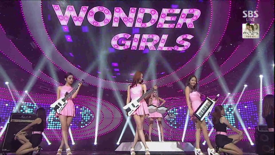 wonder girls pink