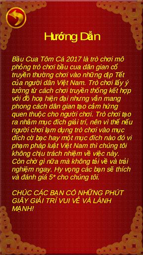tai Bau Cua Tom Ca - Dice 2017 4.1 5