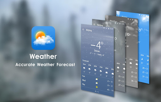 Simple Weather Forecast  screenshots 6