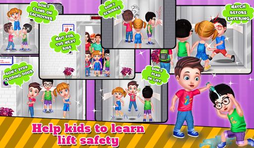 Lift Safety For Kids  screenshots 4