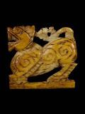 สิงห์3ขวัญปากเจาะ หลวงพ่อเดิม  วัดหนองโพ นครสวรรค์