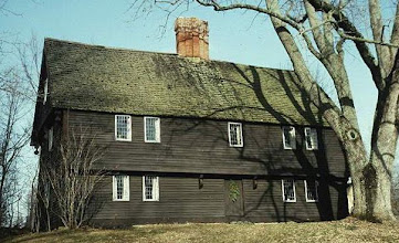 Photo: Parson Capen house 1683.  A couple of other good pictures are at  http://www2.gsu.edu/~wwwher/courses/8690/parson/