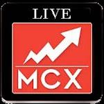 Live MCX Price Fast Icon