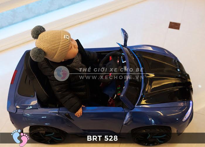 Xe hơi điện cho bé RBT-528 13