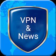 VPN & NEWS APK icon