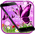 Butterfly 3D Launcher Themes icon
