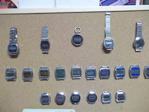 Photo: hodinky veměs Ruské výroby