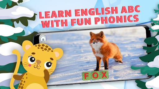 Learn to Read & Save Animals, English Phonics ABC 4.4 screenshots 1
