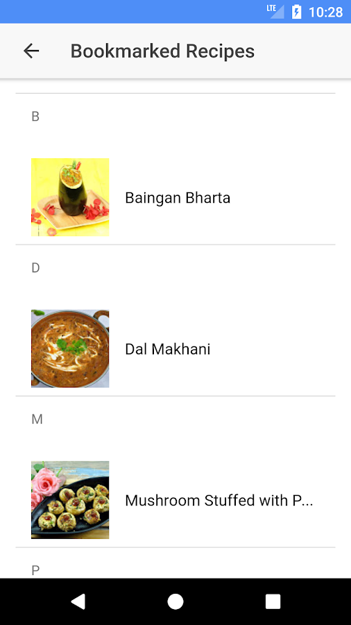 IndianRecipes.com: Indian Recipes & How-To Videos- screenshot