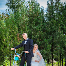 Wedding photographer Andrey K (Kavtaradze). Photo of 12.08.2014
