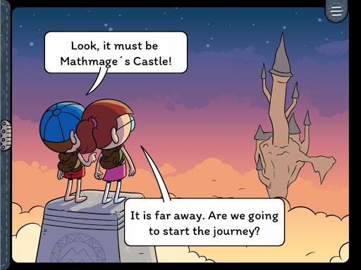 Mathmage: divertido juego de matemáticas! Capturas de pantalla de EN 10