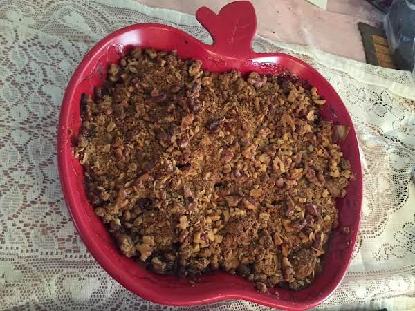 Crazy Good Apple Crisp Recipe