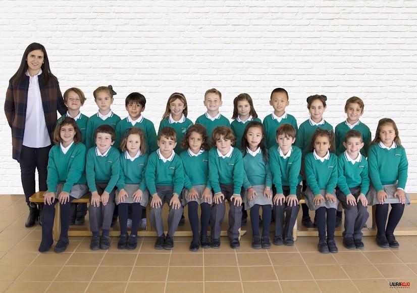 Vera. Colegio ValdeSerra, 1ºB