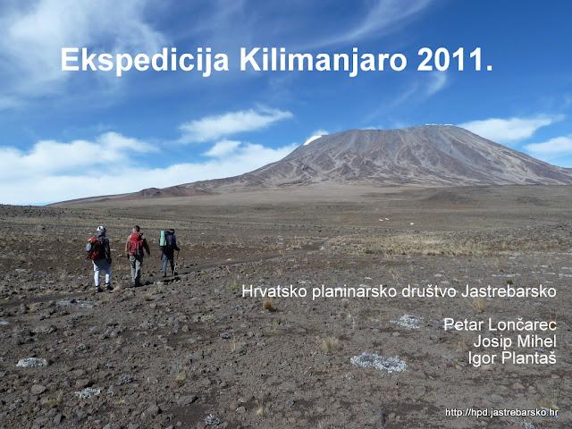 Mount Meru i Kilimanjaro