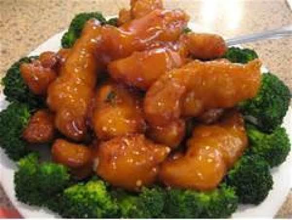 Easy Mandarin Chicken Recipe