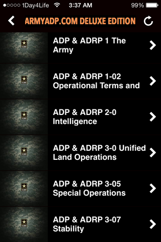 ArmyADP.com DELUXE Edition- screenshot