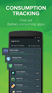 Battery Saver Pro- screenshot thumbnail