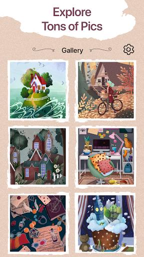 Art Puzzle - Live Jigsaw Coloring screenshots apkspray 6