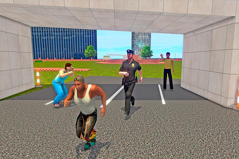 Miami Gangster Simulator- screenshot