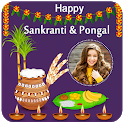 Sankranti and Pongal Photo Frames icon