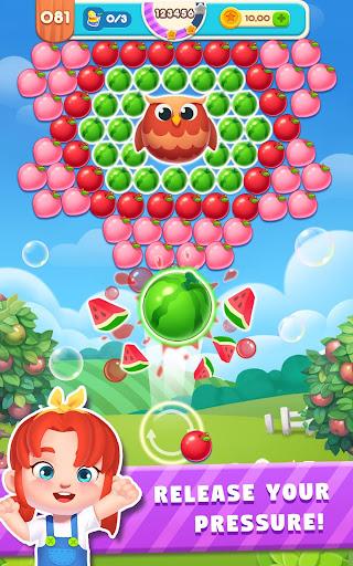 Bubble Blast: Fruit Splash painmod.com screenshots 12