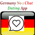 Germany Chat And Dating App kostenlos icon