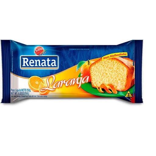torta renata sabor naranja 250gr