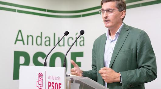 "El PSOE critica la ""burbuja publicitaria"" del plan AIRE"