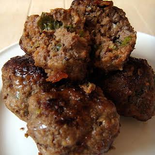 Meatballs With Attitude!.