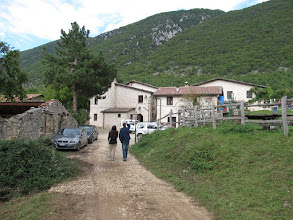 Photo: Il borgo di Cartore