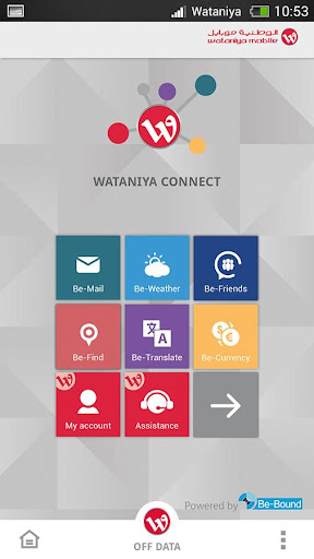 Wataniya Connect