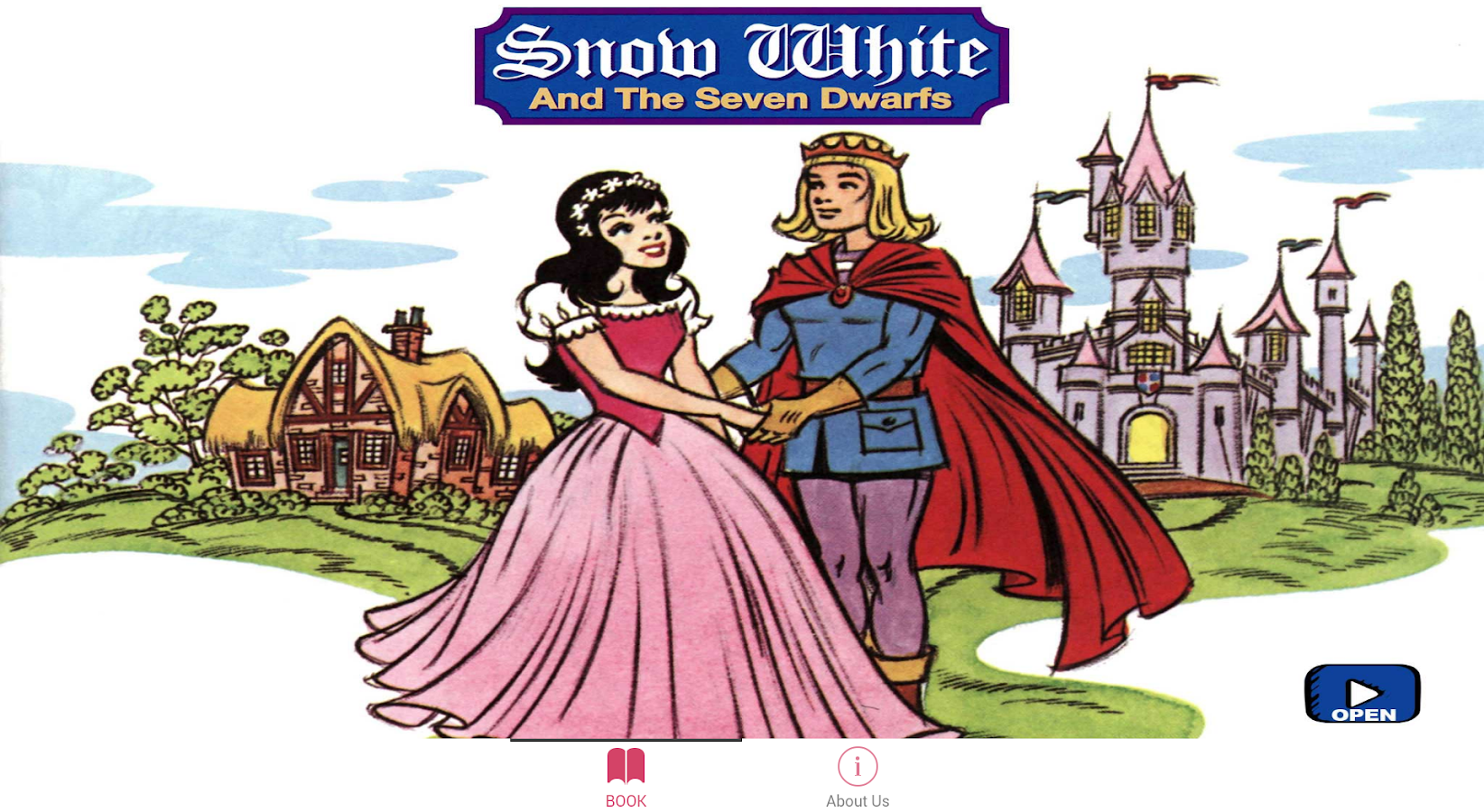 Snow White & The Seven Dwarfs- screenshot