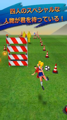 サッカ−ランナ− : 限りないサッカーラッシュ!のおすすめ画像3