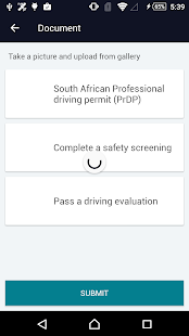 Rider-SA Driver - náhled