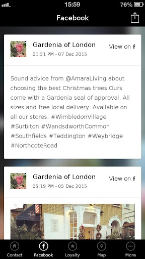 Gardenia Wandsworth Common