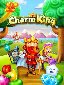 Charm King v2.23.0 (Mod Gold/Lives)