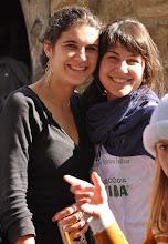Photo: Sofia (Eng. Sanitarista) e Gisa (Eng. Agrônoma), da equipe técnica do Cepagro