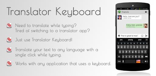 Translator keyboard - Apps on Google Play