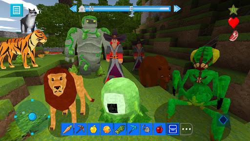 Terra Craft: Build Your Dream Block World modavailable screenshots 24