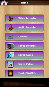 Audio and Video Recorder Lite screenshot 6