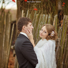 Wedding photographer Elena Korlunova (amaflos). Photo of 15.12.2014