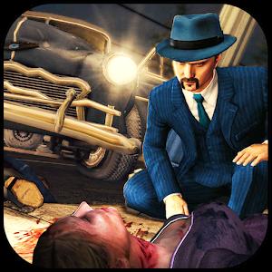 Mystery Crime Scene