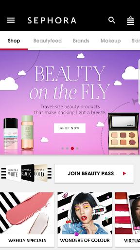 SEPHORA - Beauty Shopping 2.20.2 screenshots 1