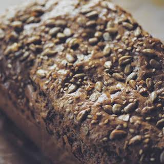 Magic Tahini Seed Bread.