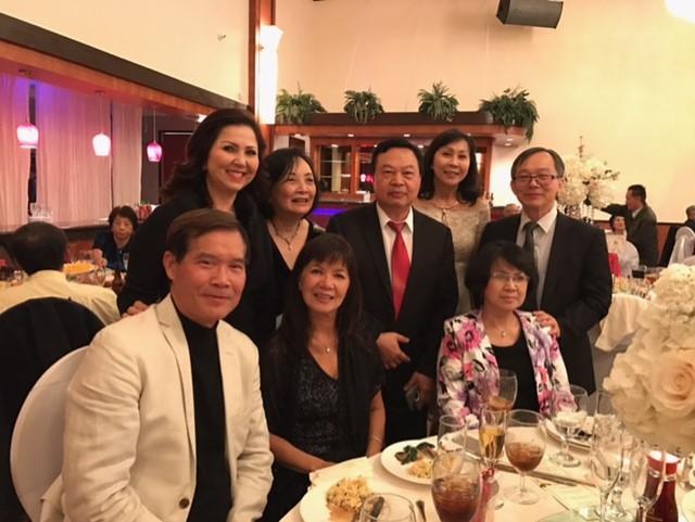 KM Houston dự đám cưới con trai Tiến Việt k2