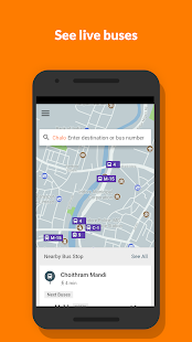Chalo (Previously Zophop): Live bus tracking- screenshot thumbnail