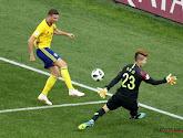 Marcus Berg quitte le Mondial en se rapprochant d'un triste record détenu par Lionel Messi