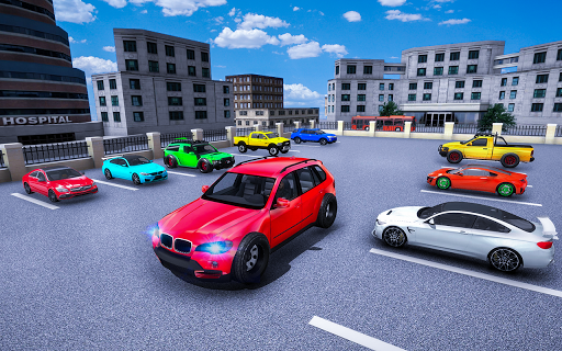 In Car Parking Games u2013 Prado New Driving Game 1.3 screenshots 11